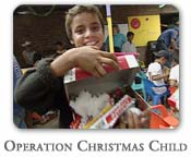 Operation Christmas Child Home Page
